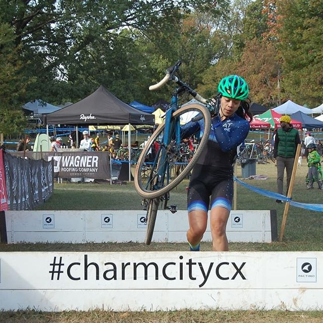 This week's #recklessrideoftheweek goes to @edgi3 for absolutely shredding the course @charmcitycx. Sometimes you ride your heart out but no matter how much effort you put in it's just not your day. Despite falling short of her goal she still put on a masterclass of fierce riding and equally importantly made sure we were well provisioned with @reckless_ales all weekend. @edgi3 we salute you and your #reckless ways! #charmcitycx