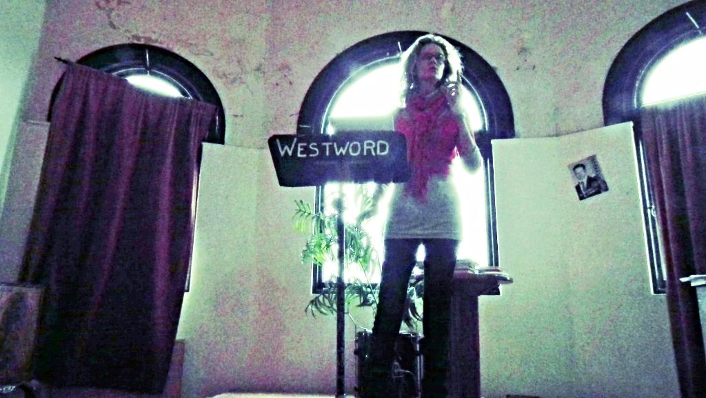 Cecilia White, Westword , Dancing Dog Cafe