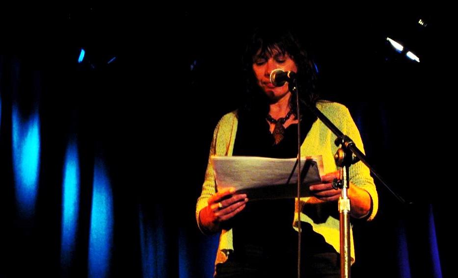 Ali Cobby Eckerman,Overload Poetry Festival