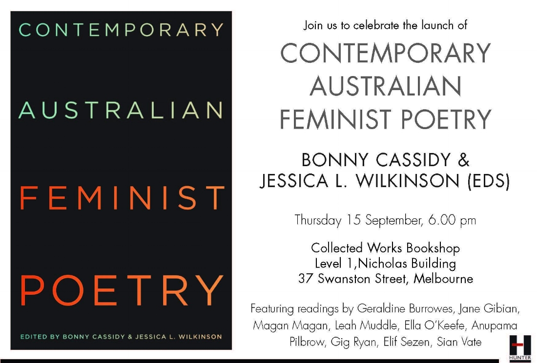 contemporary Australian Feminist Anthology