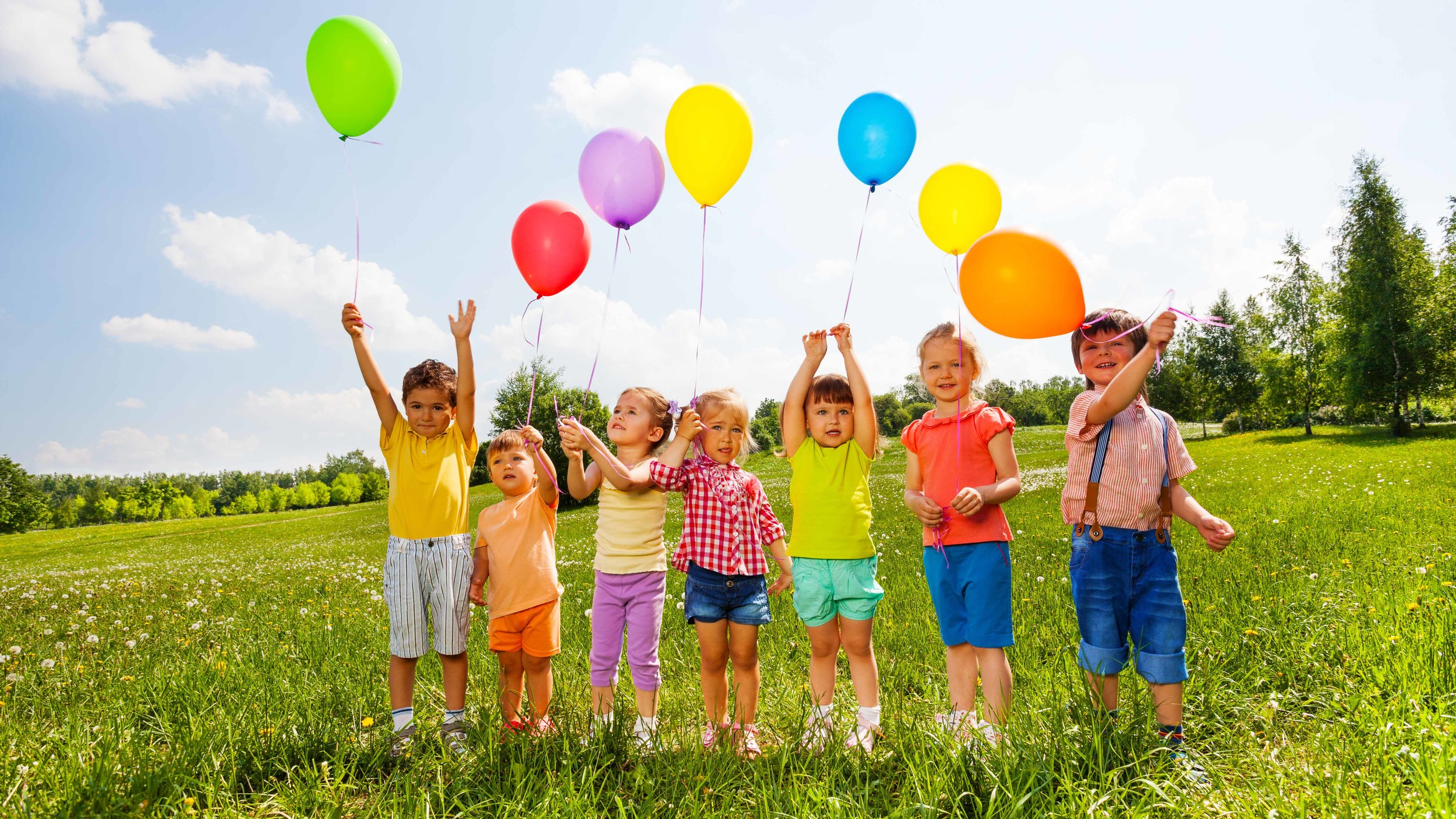 Fun Birthday Party Places for Kids, Los Angeles - Cali Camp — Cali Camp