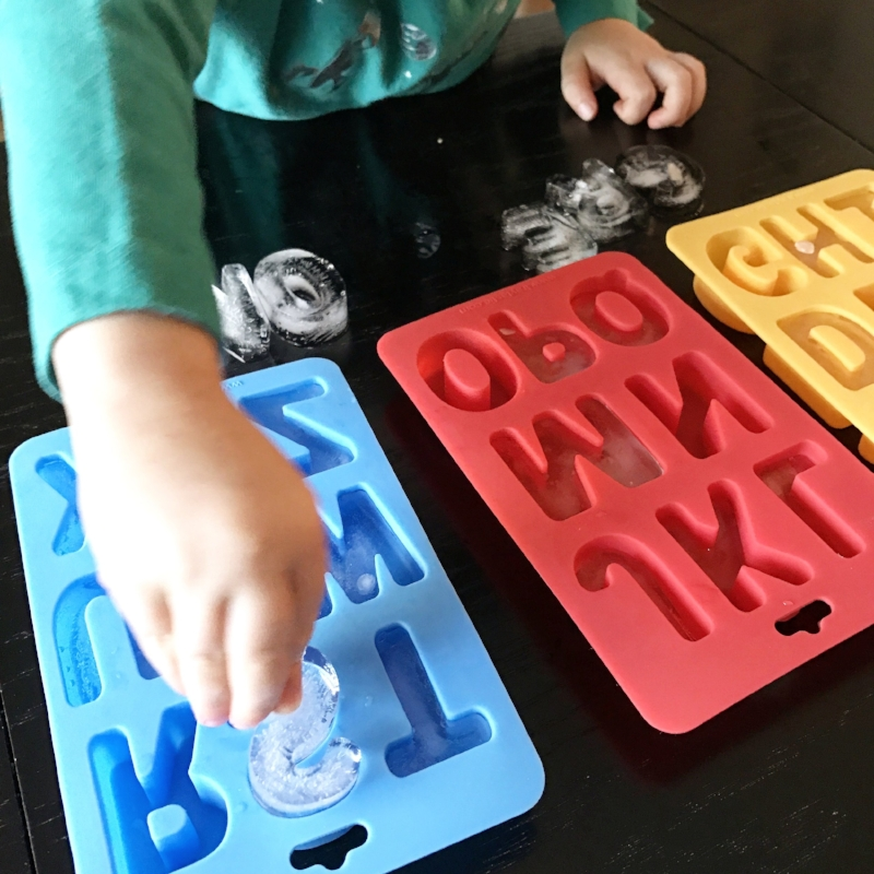 Letter Recognition ICE Puzzle