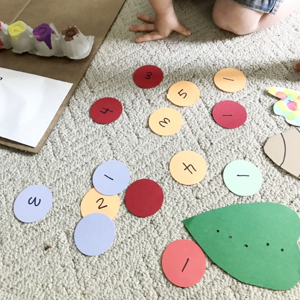 preschool counting