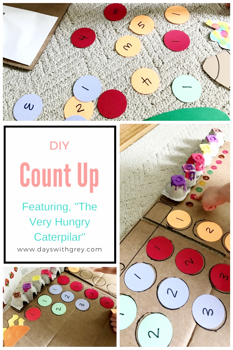 Counting with preschoolers