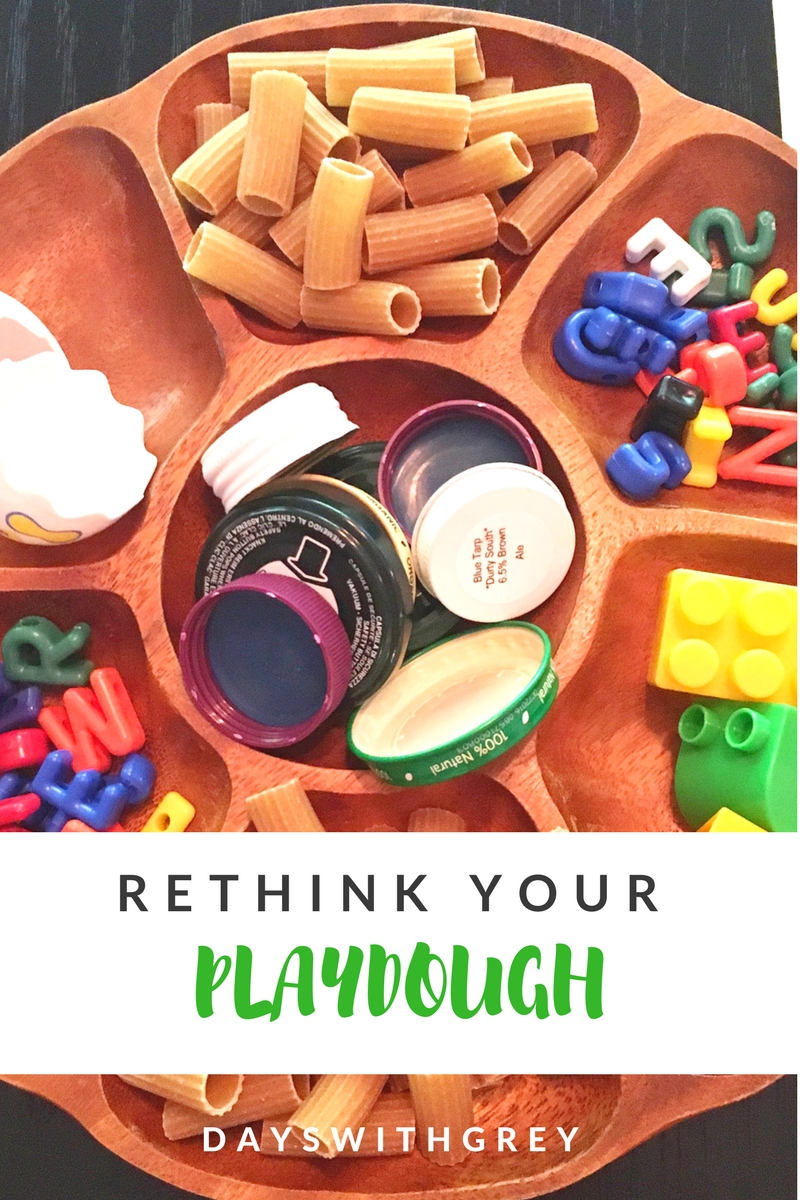 preschool playdough