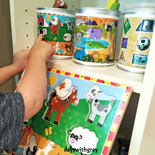 mom hacks for toddlers and organization
