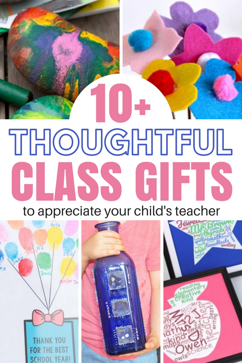 thoughtful class gifts