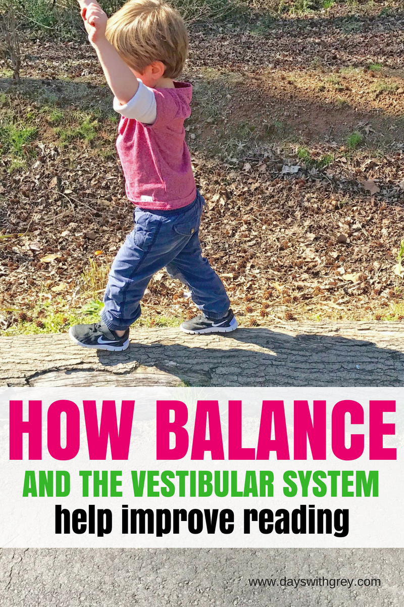 vestibular activities for kids