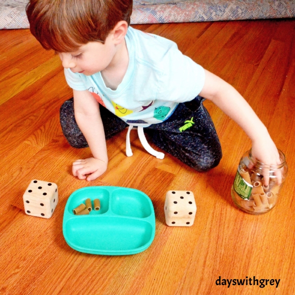 fun adding game for preschoolers