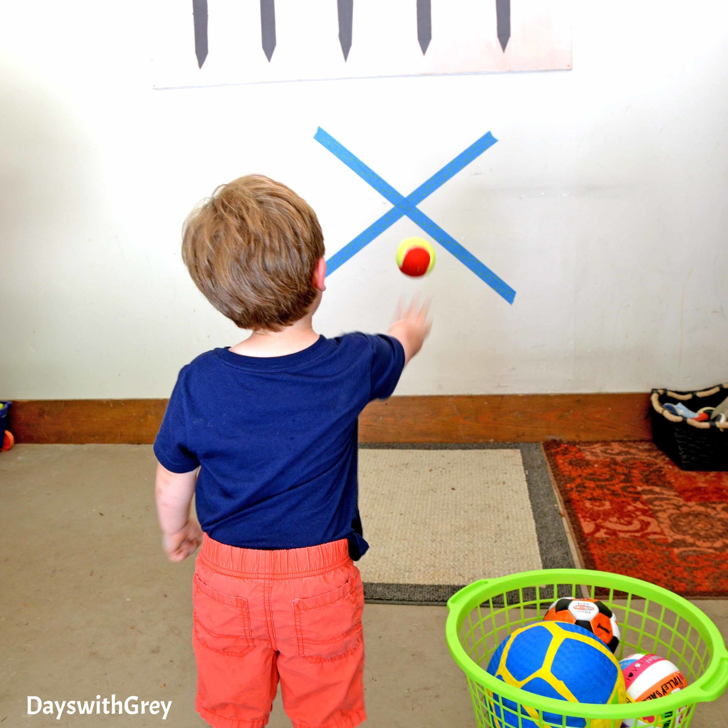 rainy day games for preschoolers