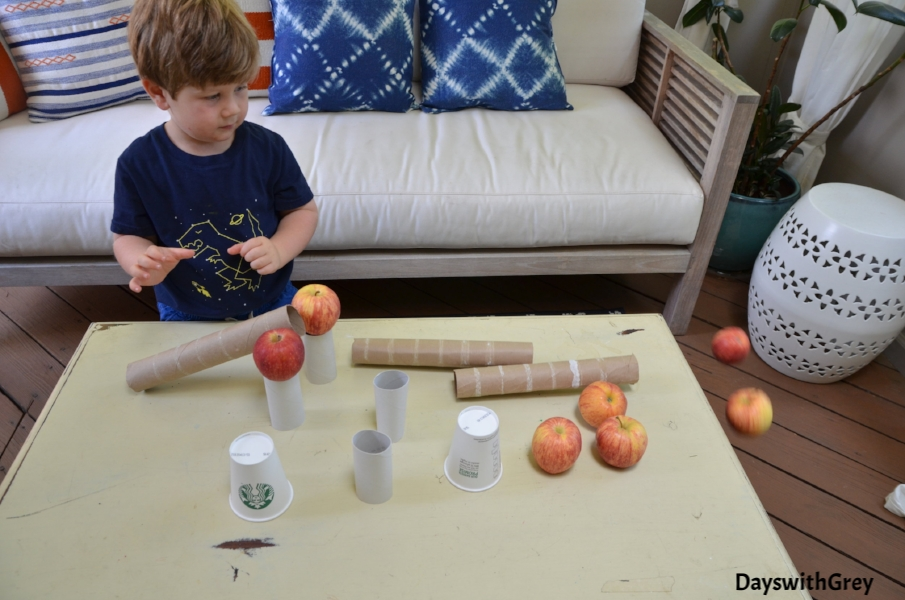 STEAM fall activity for fall