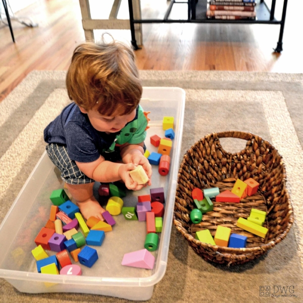 one-year-old indoor learning activities
