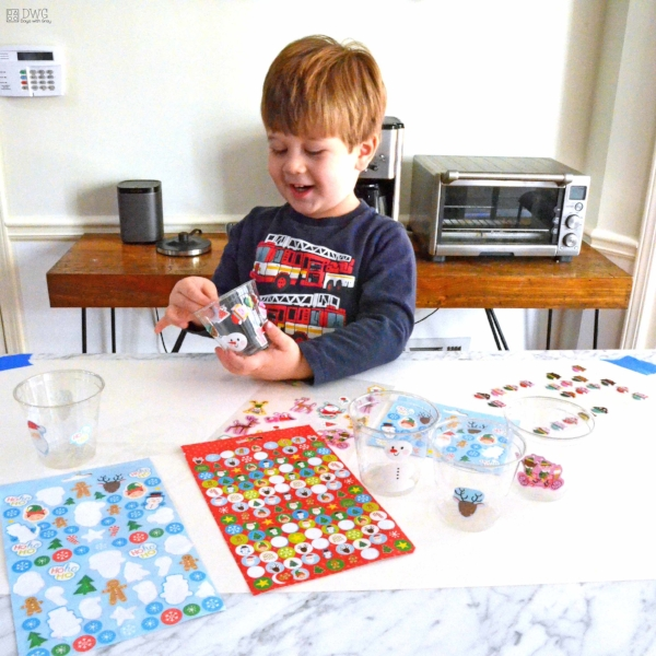 holiday indoor activity for kids