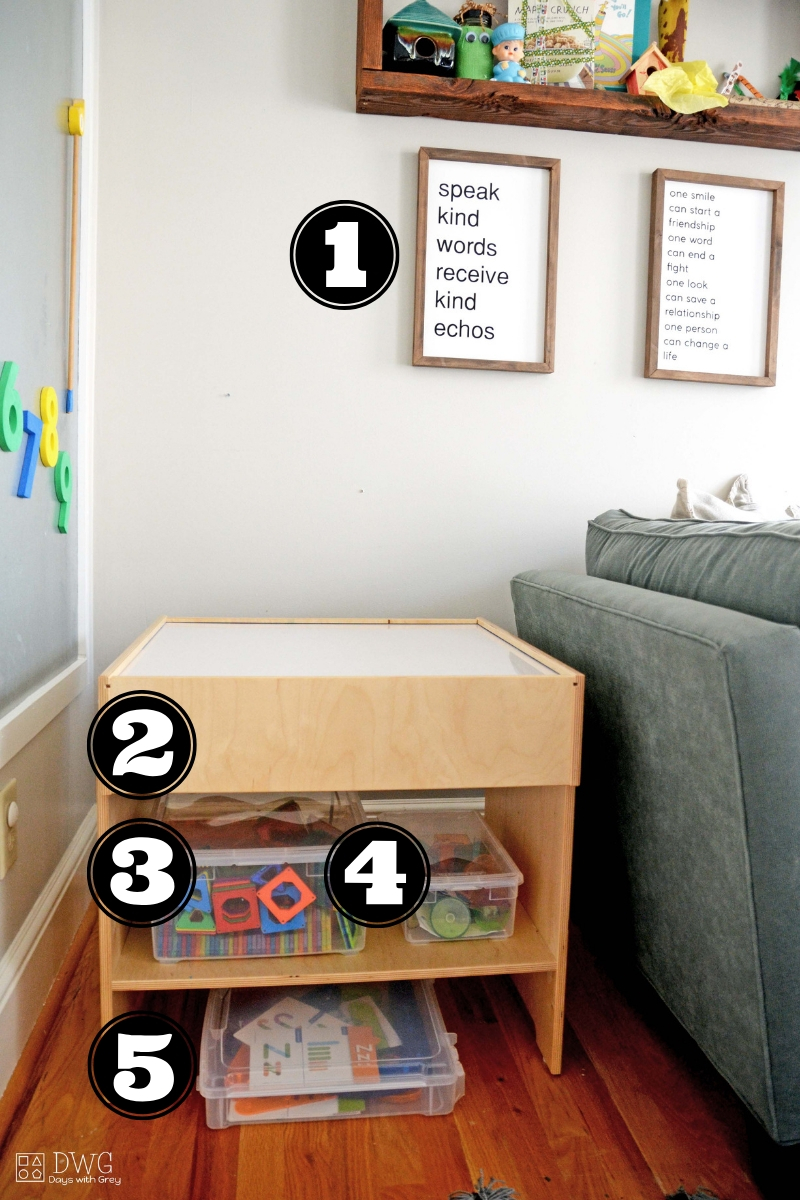 20 Best Playroom Ideas Design Tips Days With Grey