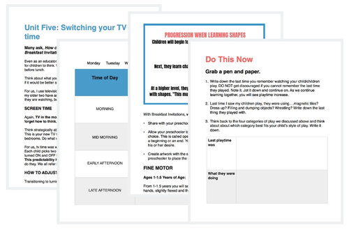 Your Breakfast Invitations Startup Guide Cranky To Creative