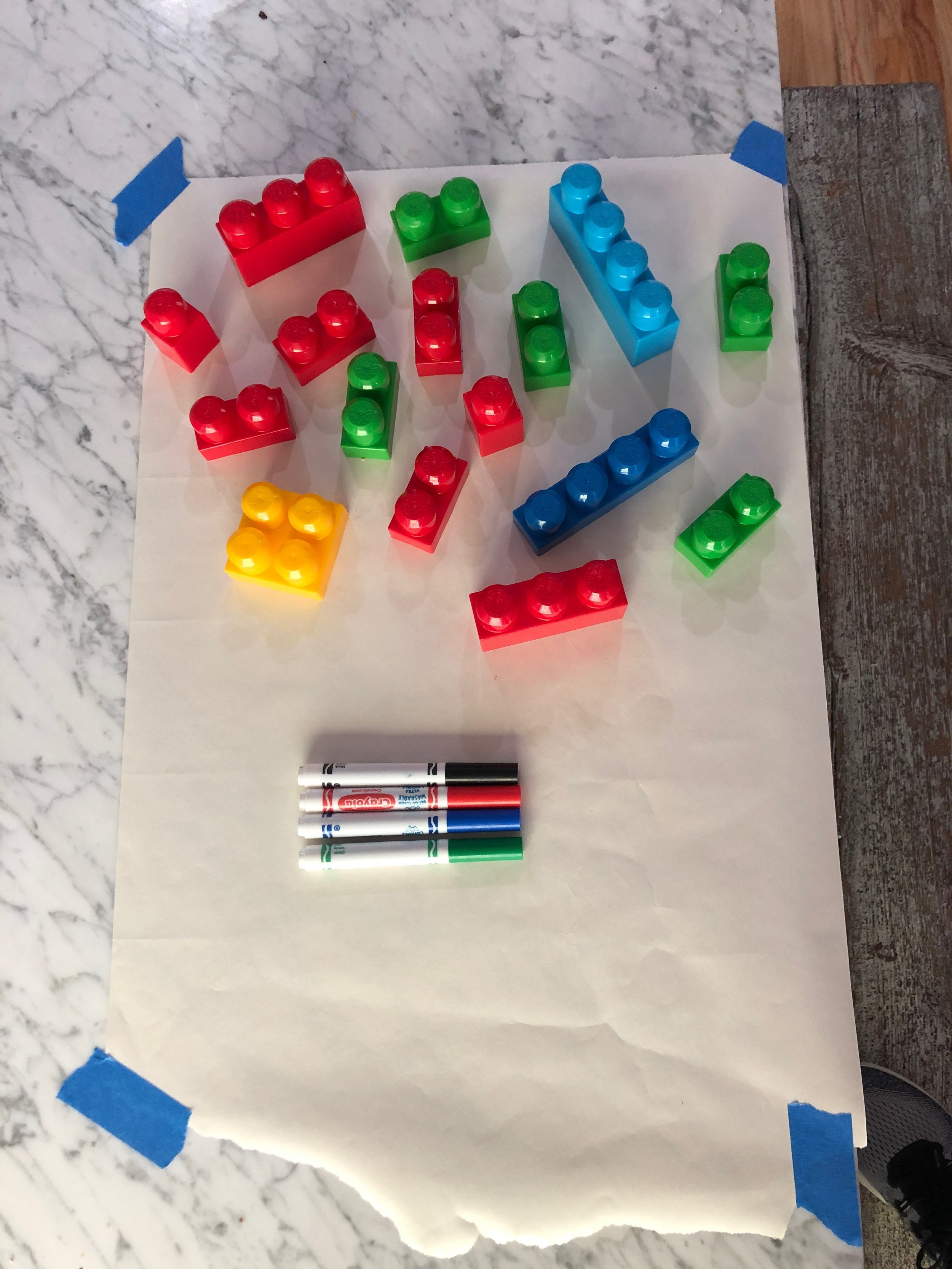 block game for kids