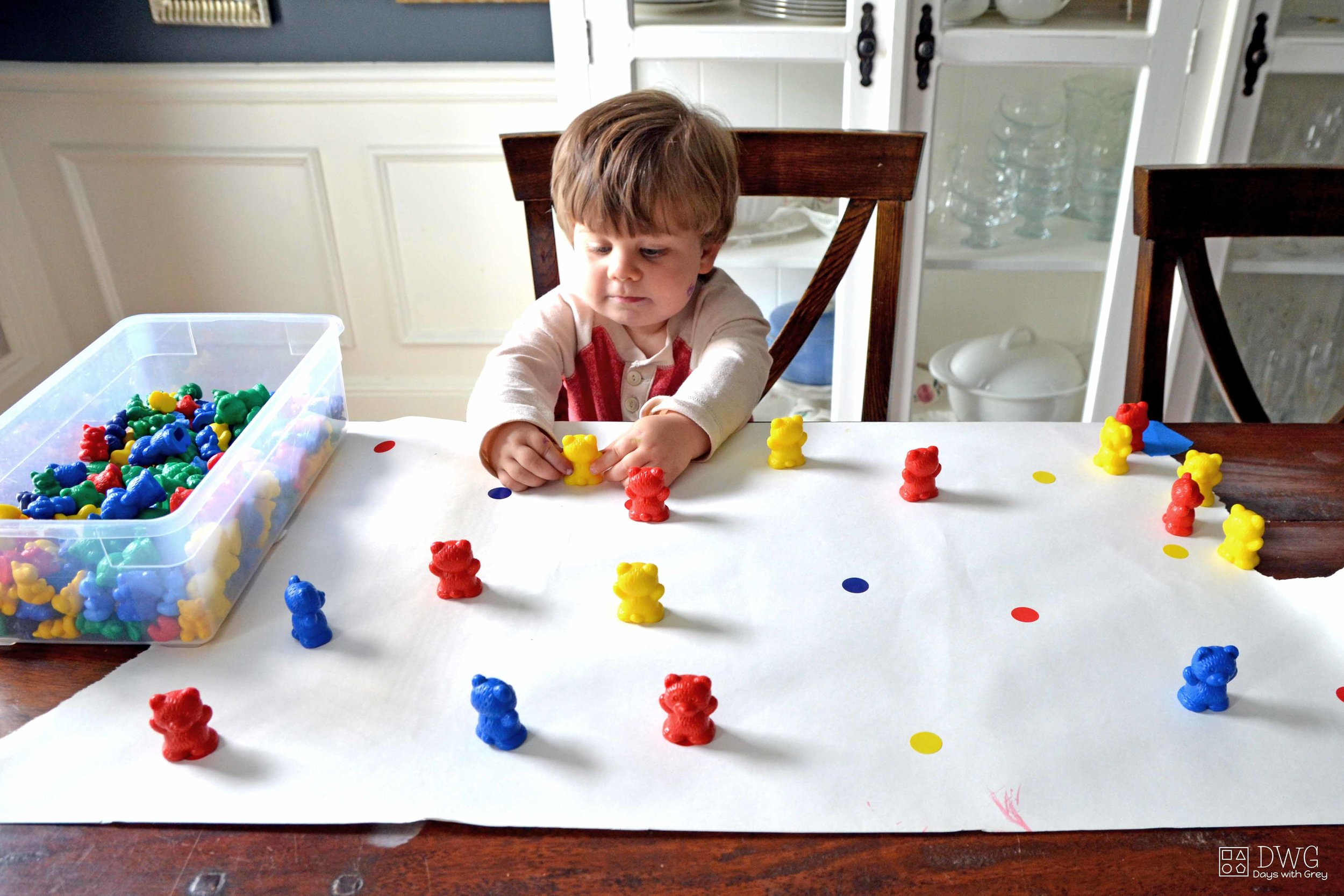 two-year-old activities