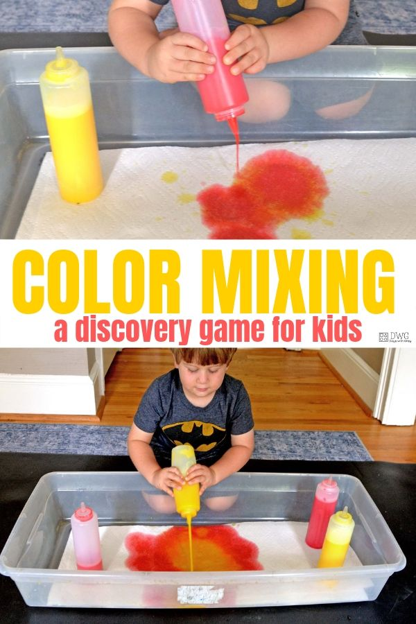 color mixing game for preschoolers