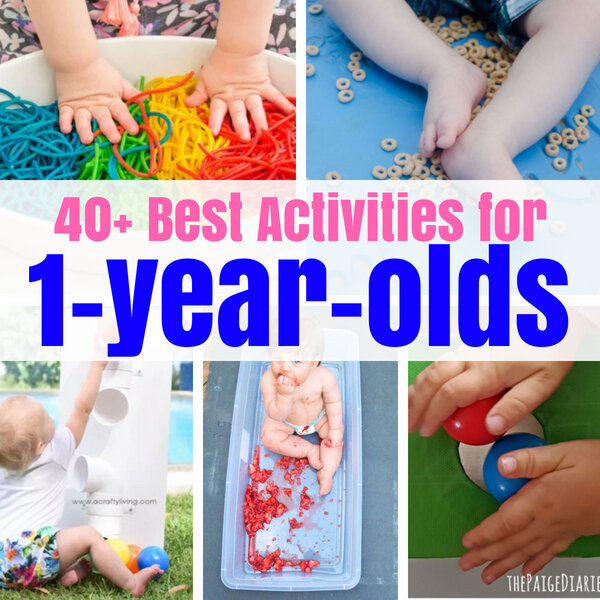 sensory activities for toddlers and infants