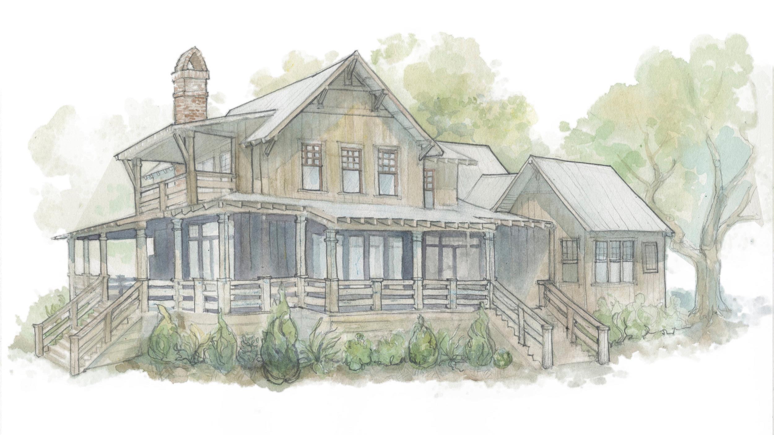 Southern Living — Lake & Land Studio