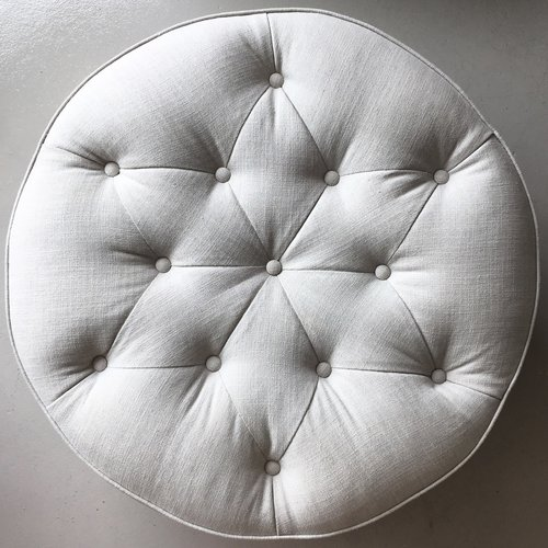 diamond tufted coffee table ottoman