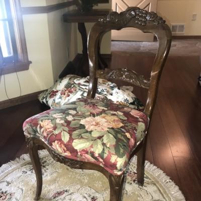 Jill's cute chair
