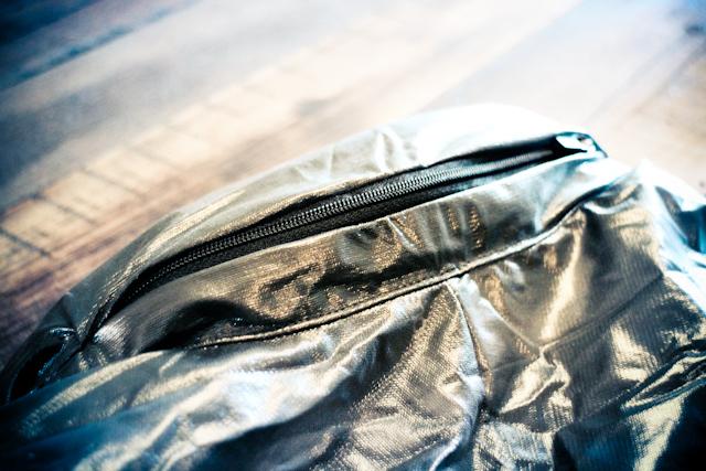 GodandFamous 'Smoke Shell' stow away hood