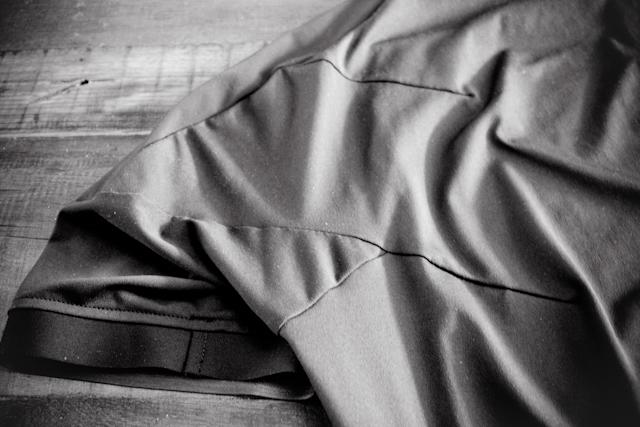 7 Mesh S2S jersey - pattern details