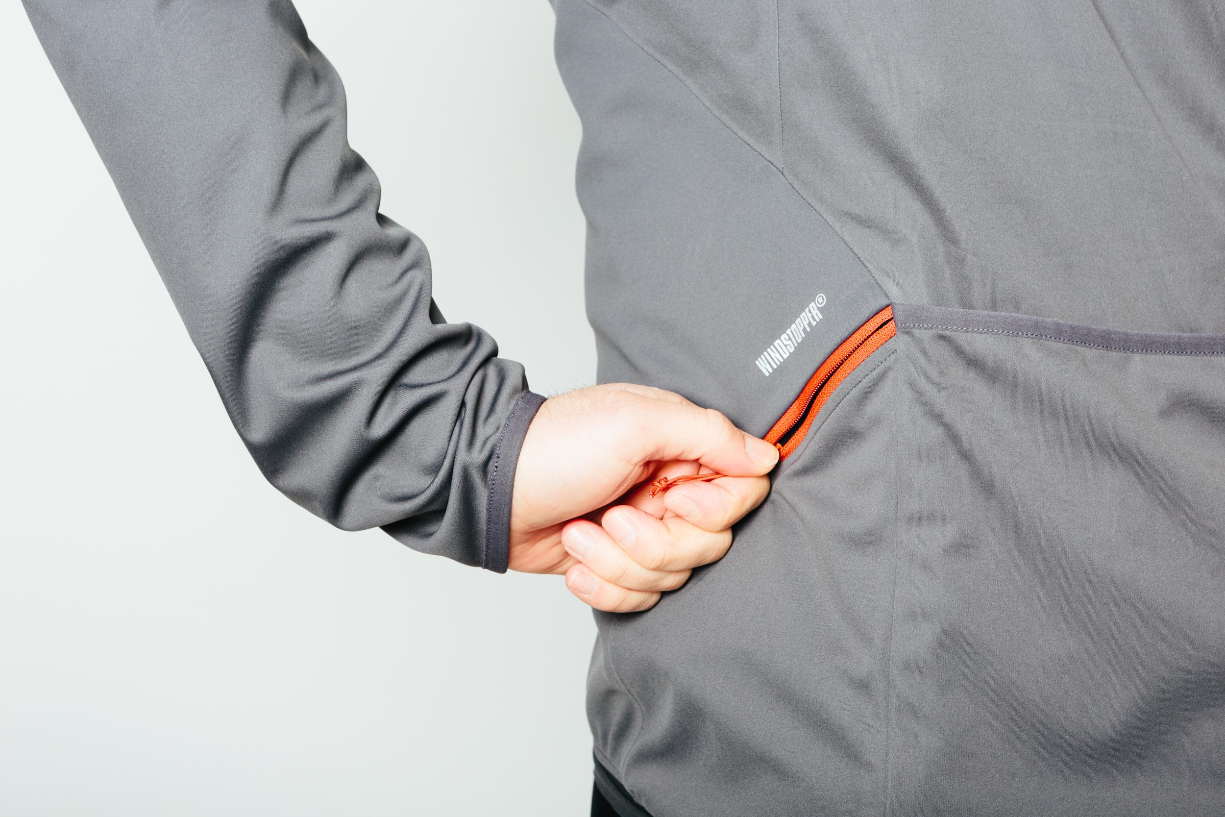 7mesh Strategy Jacket - zipper detail