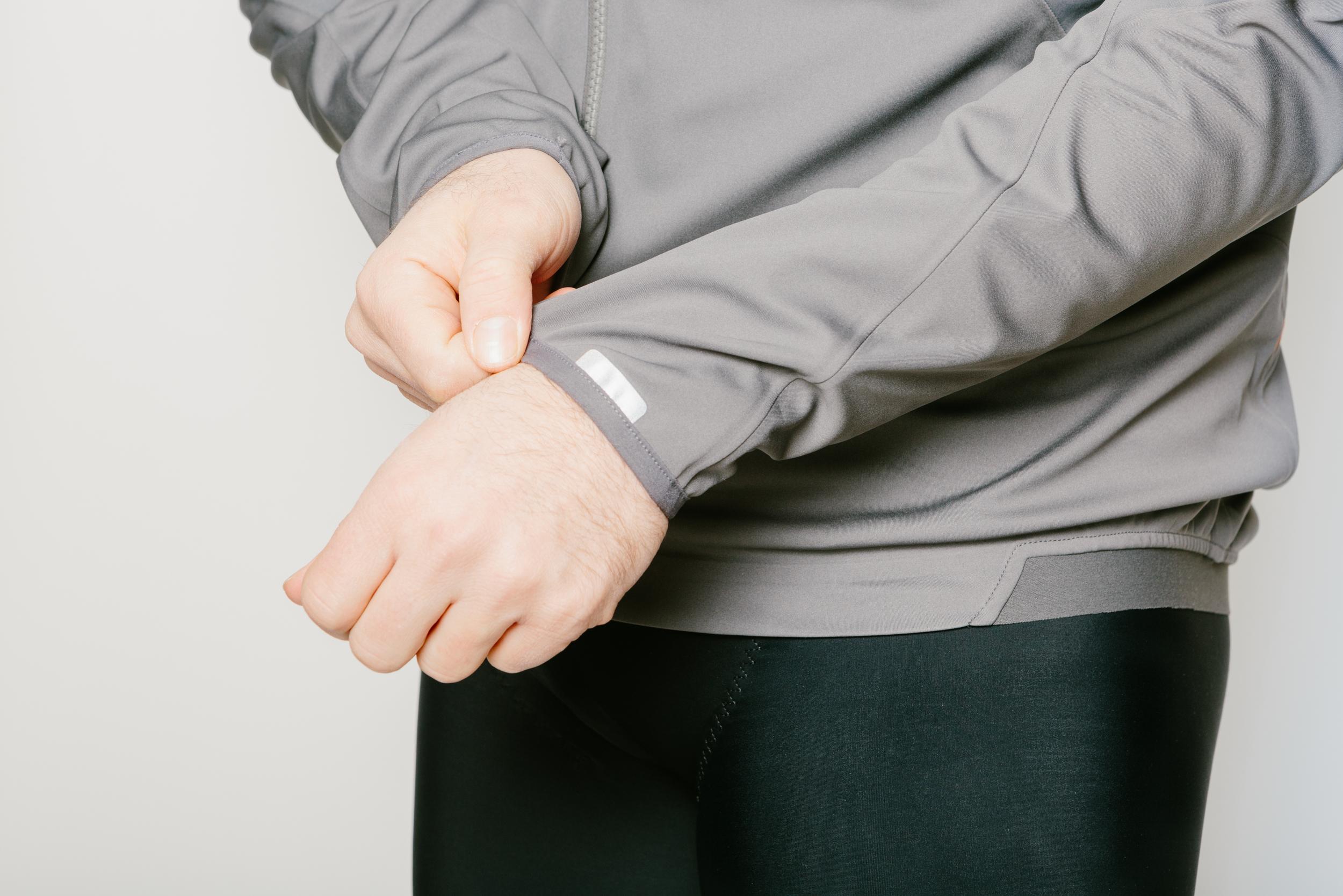 7mesh Strategy Jacket - reflective detail