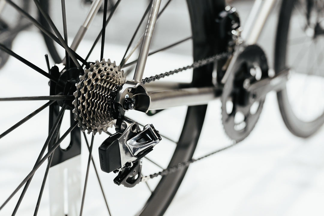 No 22 bikes - Reactor