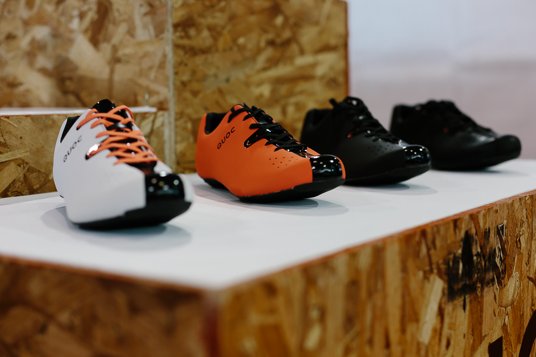 Quoc Phan cycling shoes