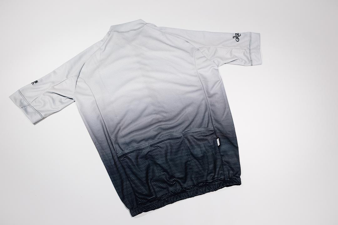 Team Dream Bicycling Team x The Radavist -  Fade To Black Jersey -Back