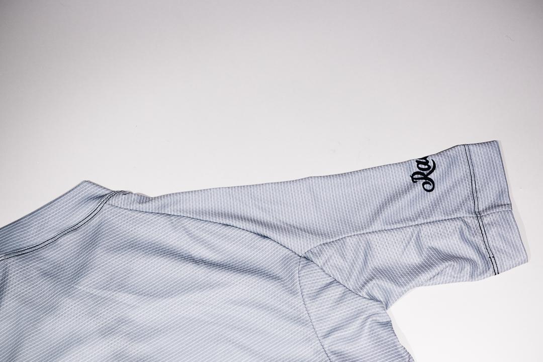 Team Dream Bicycling Team x The Radavist -  Fade To Black Jersey -Radavist Logo