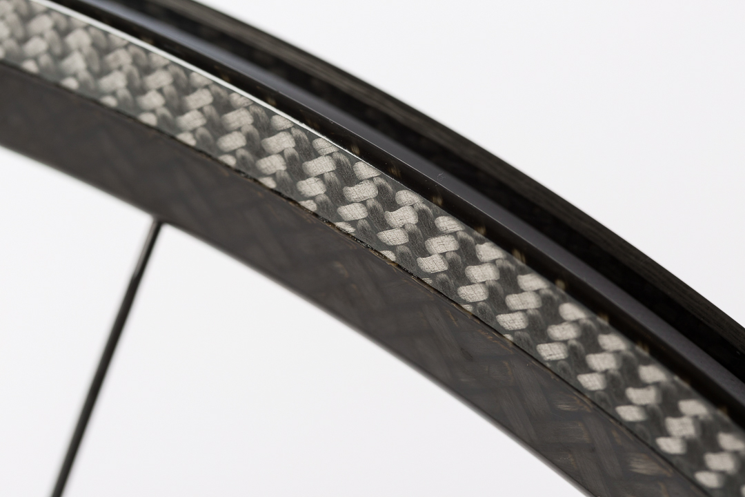 Xentis XBL and their XBP machined brake track.