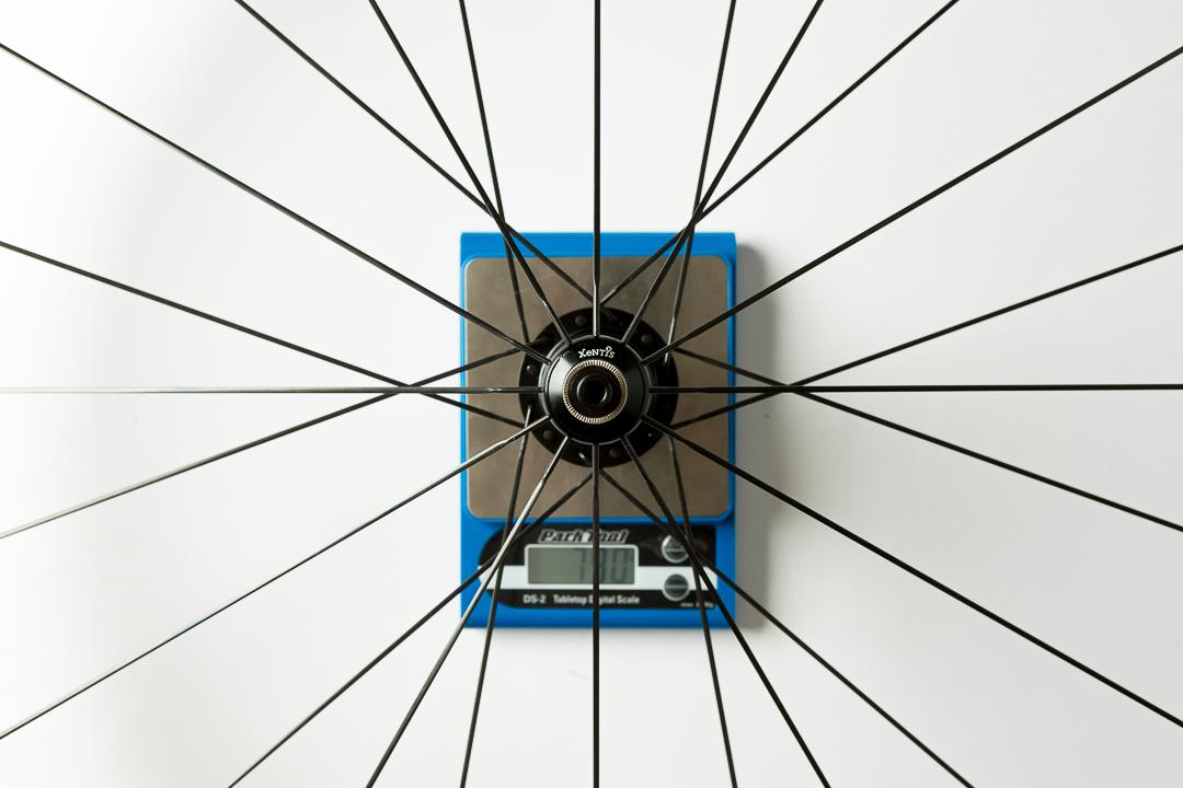 Xentis XBL 4.2  - rear wheel - 790 grams