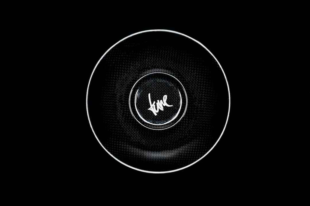 Tune Rohrpott Saucer with the newer Tune script logo
