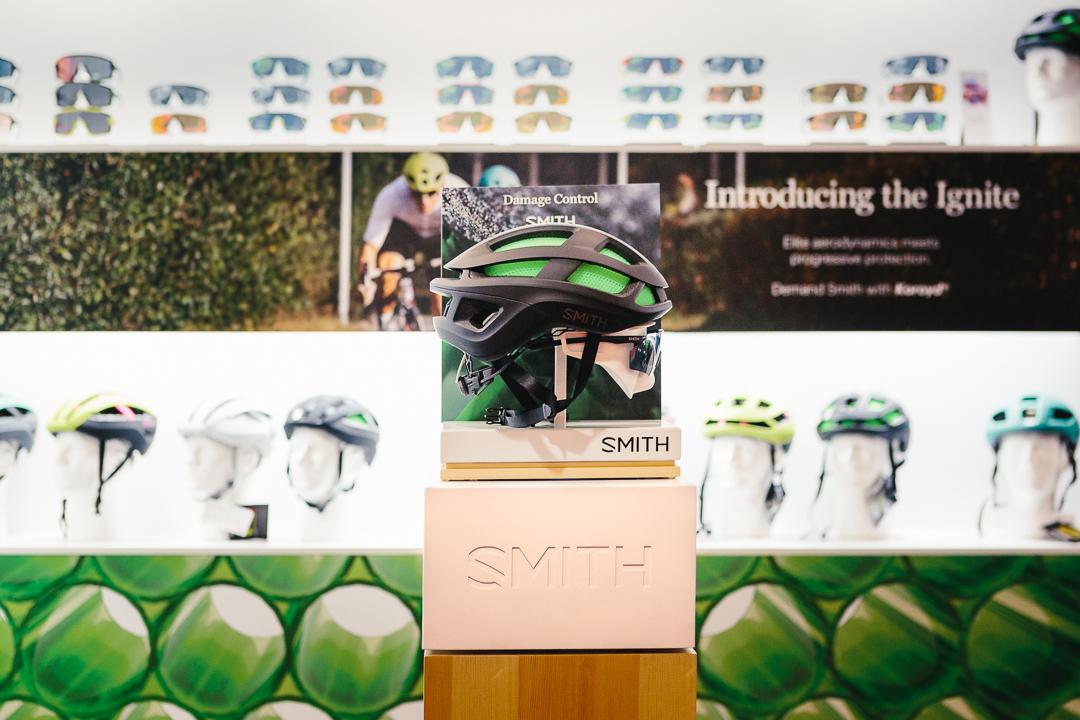 Toronto Bike Show - Smith Optics