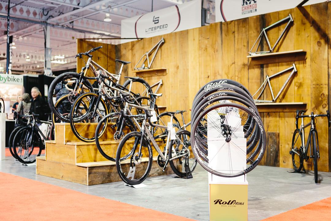 Toronto Bike Show - LiteSpeed