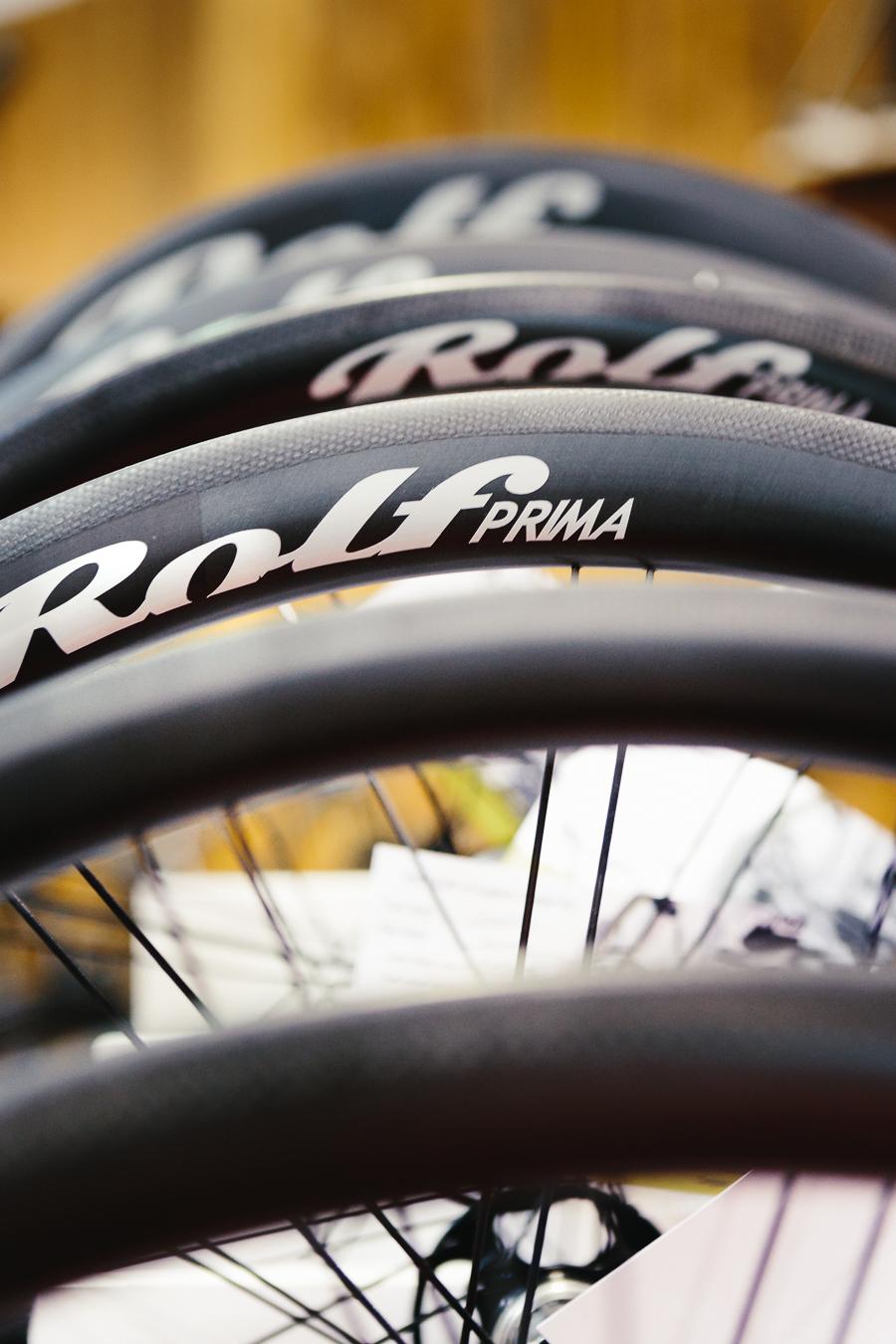 Toronto Bike Show - Rolf Prima