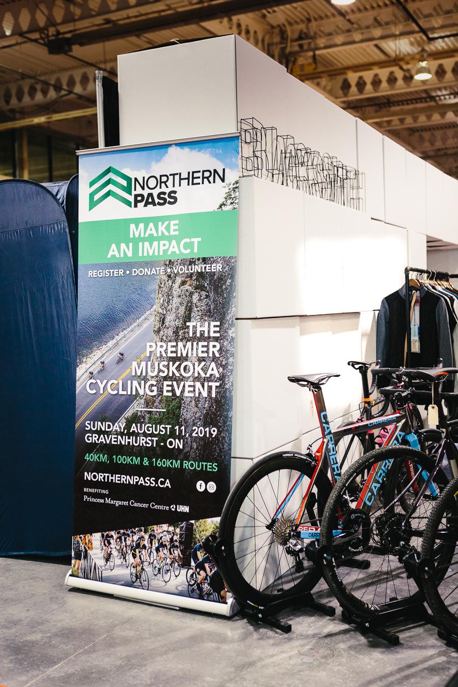 Toronto Bike Show - Northern Pass