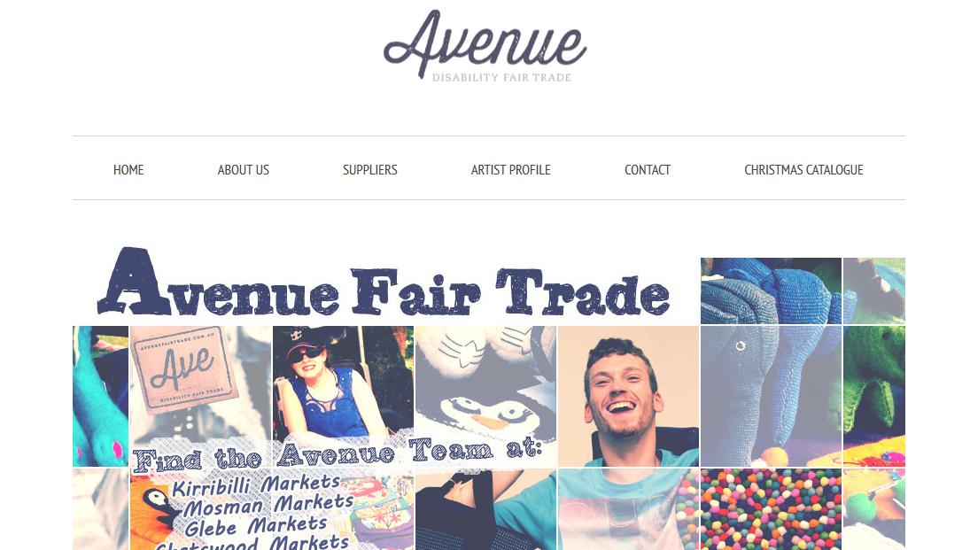 www.avenuefairtrade.com.au