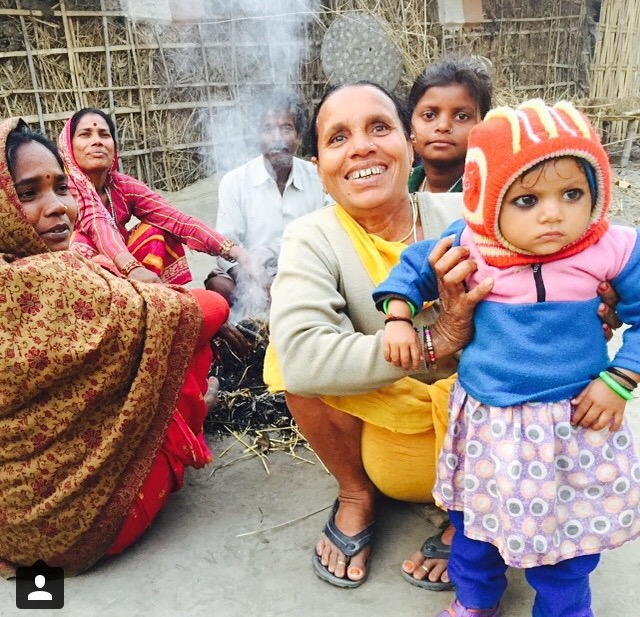 Some of the gorgeous women Mel met through the  Habitat for Humanity  build in Nepal.