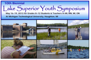 Lake Superior Youth Symposium