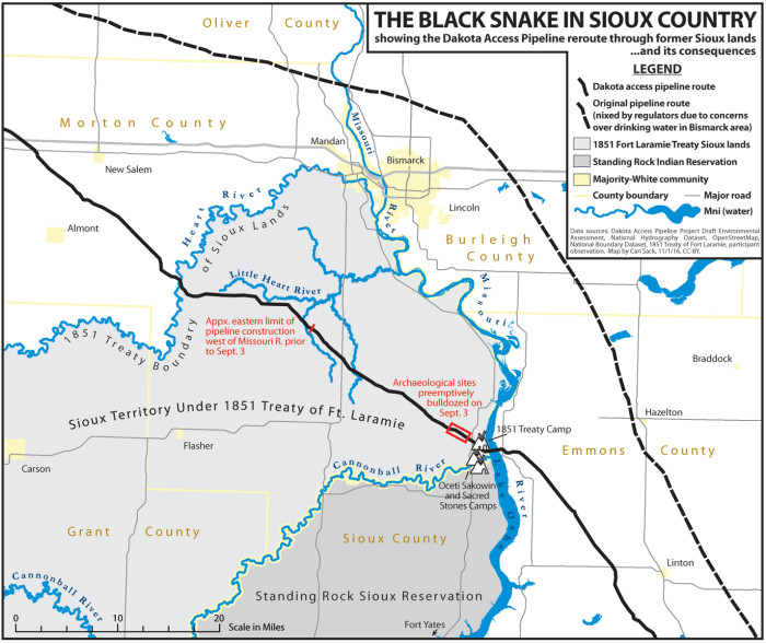 Click on the map to learn more about this issue with more treaty and pipeline maps.