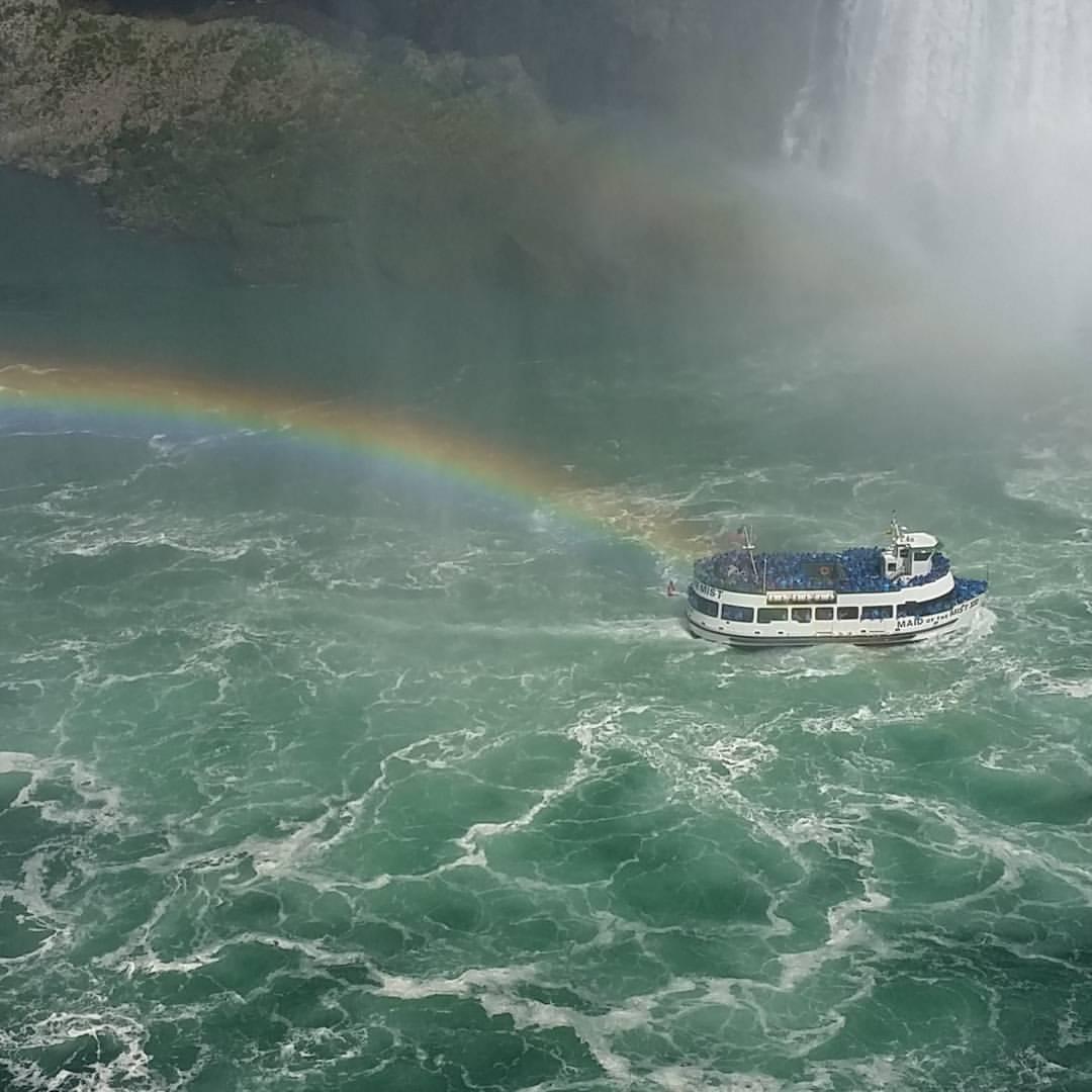 Niagara Falls, 2017