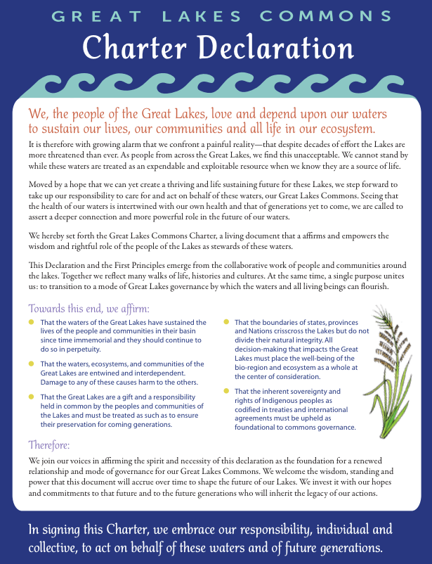 See, share and download this Commons Charter by clicking on the image.