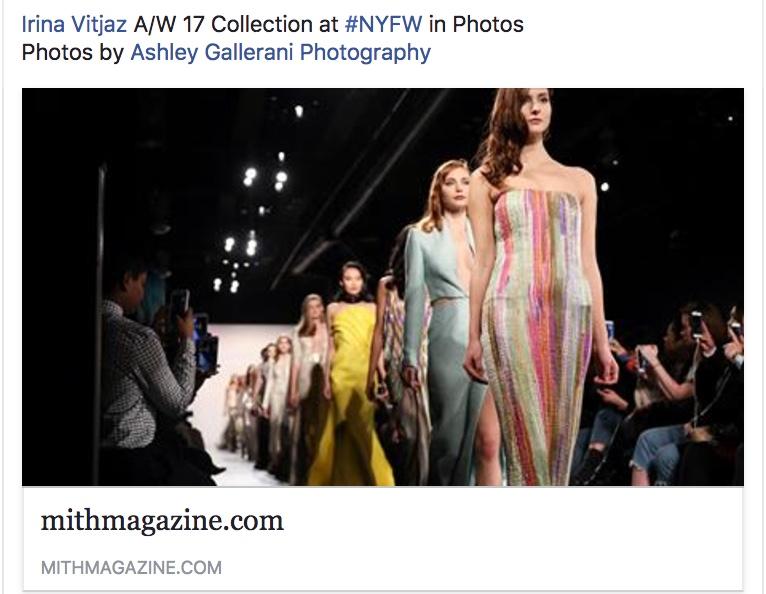 NYFW FW17 FOR MITH MAGAZINE