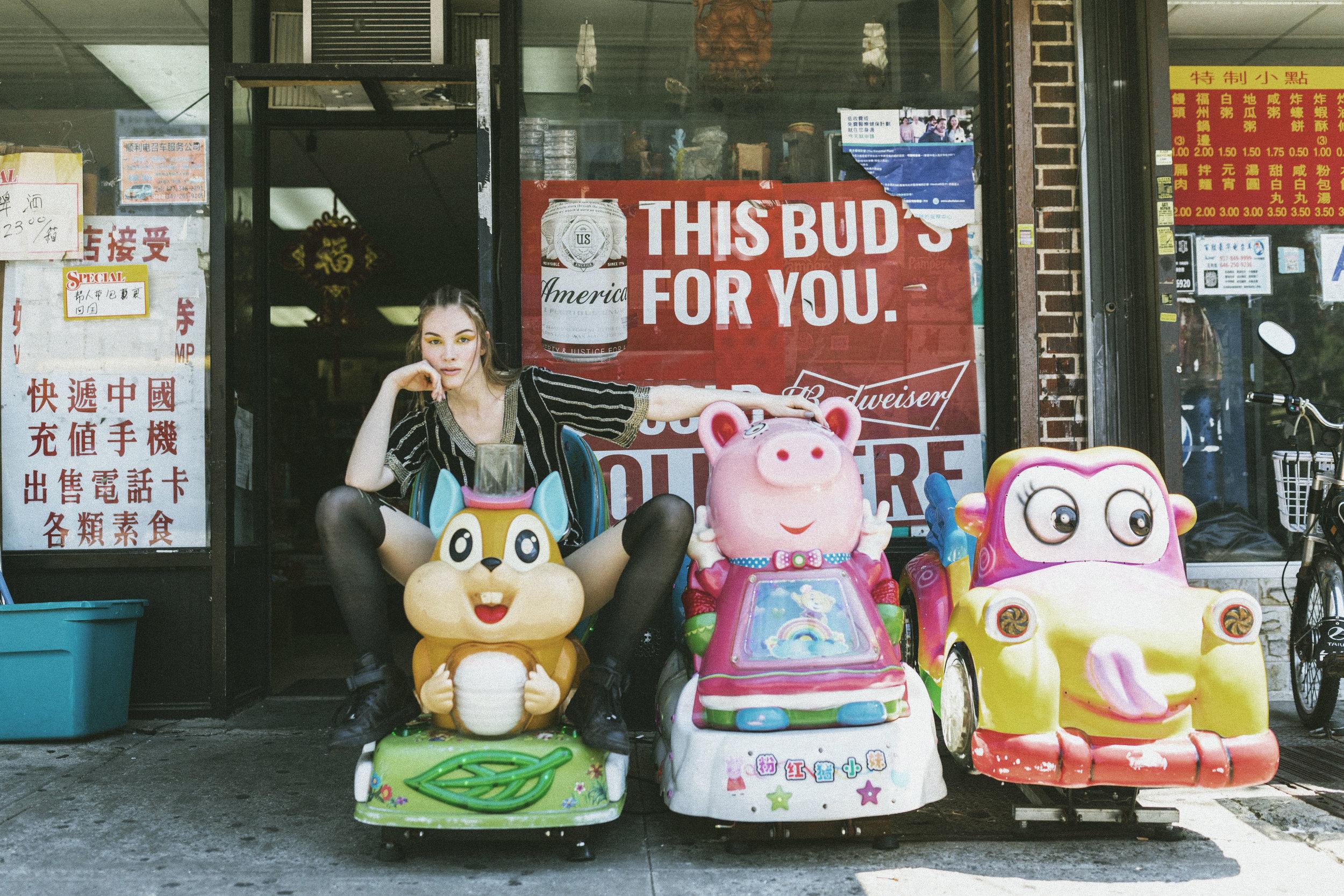 Brooklyn Chinatown, Picton Magazine, Editorial, Ashley Gallerani Photography