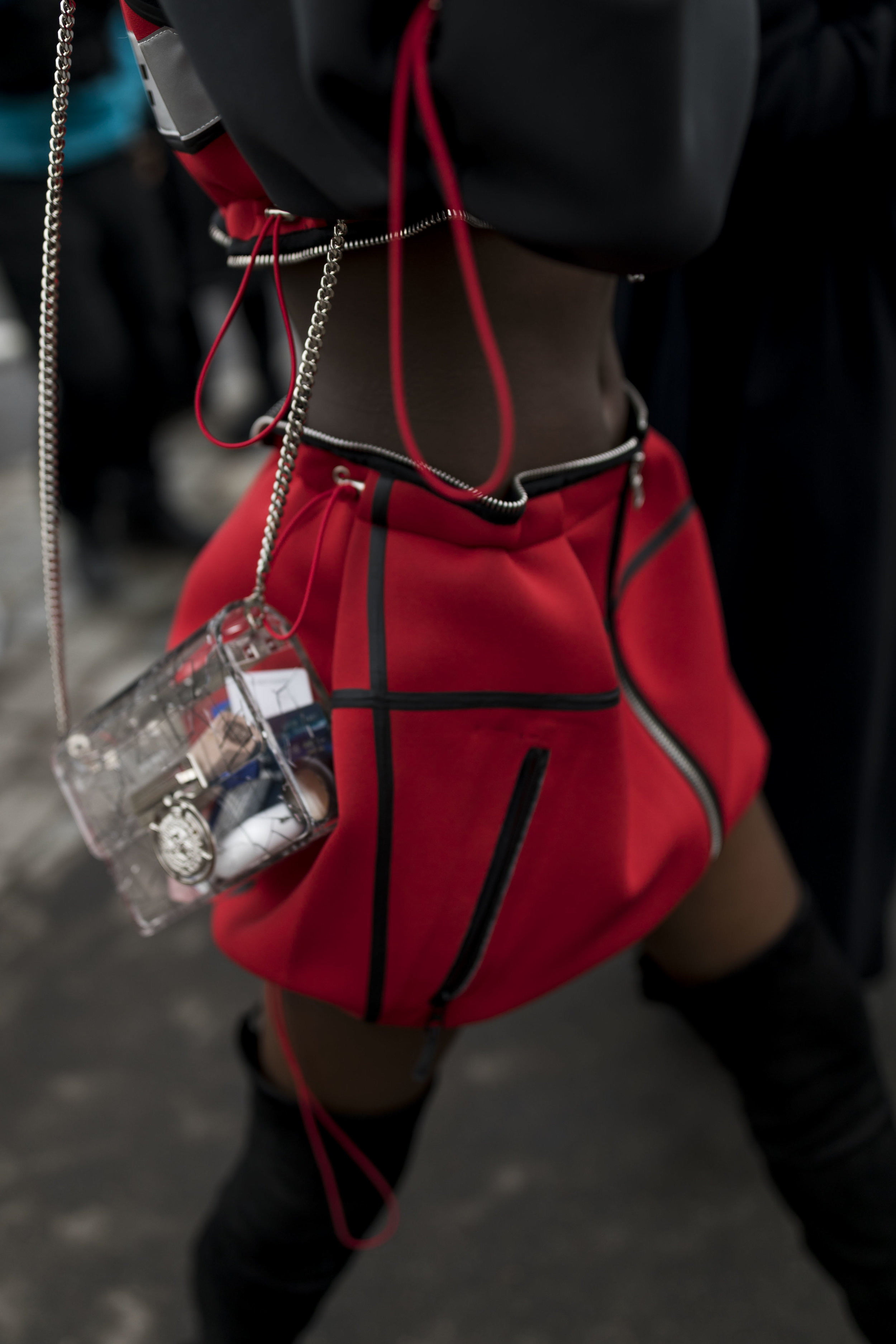 PFW, Paris, Street Style, Balmain, Ashley Gallerani Photography